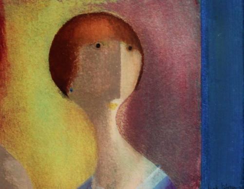 Loek Lafeber 1975 portret