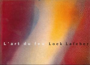 Boek L'art du feu Loek Lafeber